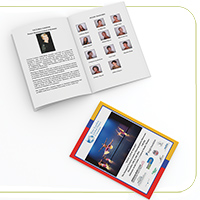 Booklets Full Color 20 Pages