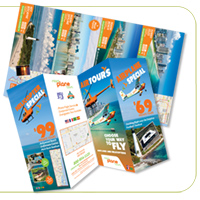 Accordion Fold Brochures