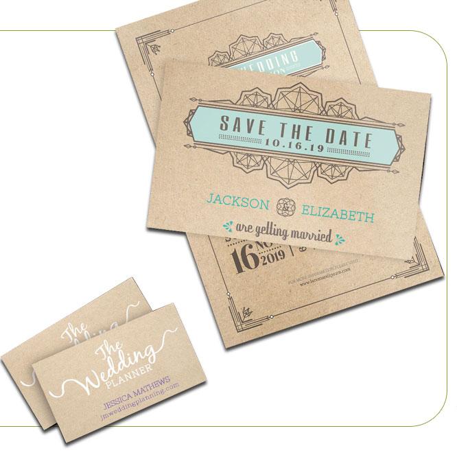 Brown Kraft Sell Sheets