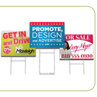 Yard Signs Coroplast