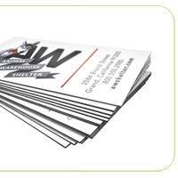Black Edge Business Cards