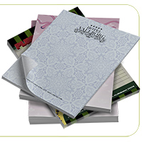 Notepads 70LB Premium Uncoated