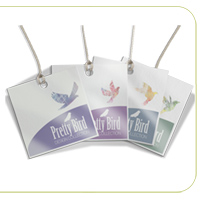 Pearl Metallic 14PT Hang Tags
